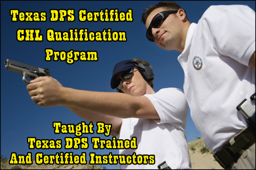 Texas DPS Certified and Trained Instructors