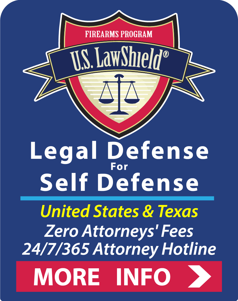 Texas Law Shield US Law Shiled Promo/Coupon Code